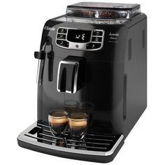 Saeco Intelia Panarello Black Hd8902 / 01 Automatic Cappuccino Espresso Coffee