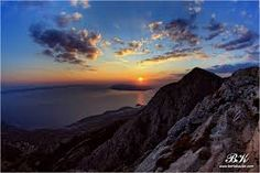 Biokovo Nature Park sunset #travel #visit #croatia #adventurecroatia #nature #love2travel #dream #destinations #places #adventure #national #park