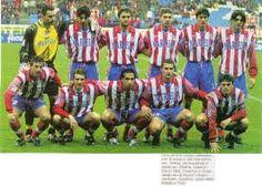 Foto Atletico de Madrid 1998/99