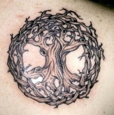 Celtic tattoo ...Tree of Life ...