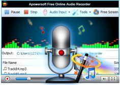 Ücretsiz Çevrimiçi Ses Kaydedici
