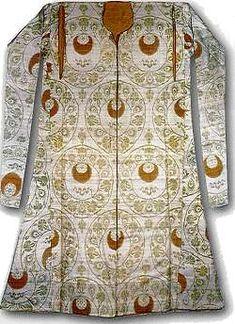 Traje del sultán otomano