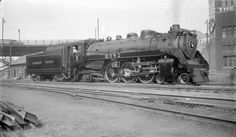 Canadian Corner: Canadian National and Canadian Pacific Steam Locomotives Canadian National Railway, Canadian Pacific Railway, Old Train Pictures, Central Pacific Railroad, Train Layouts, Steam Engine, Steam Locomotive, Nova Scotia, New Mexico