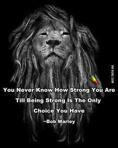 Be strong !!
