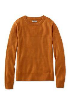 Women's Merino Crewneck Sweater #affiliate