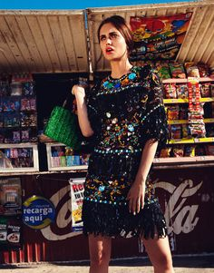 Editorial Abril 2012 de Grazia Germany, inspirado en Mexico