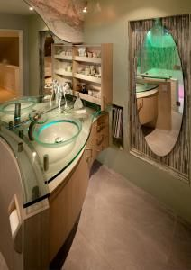 Trendsideas.com: Architecture, Kitchen And Bathroom Design: Watery Embrace  U2013 Curvaceous Powder