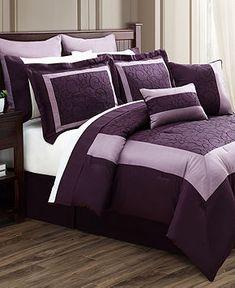 41 Best My Purple Bedding Images Purple Bedding Bedroom