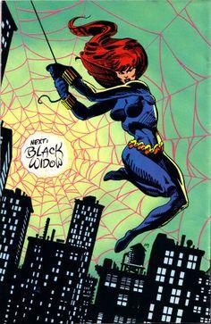 Black Widow by Al Milgrom