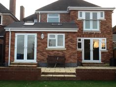 All our home extensions comply strictly by building regulations and planning permissions.