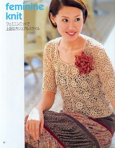 LET'S KNIT SERIES No.11 - Azhalea -Lets Knit 1 - Álbumes web de Picasa