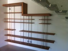 Libreria curva avec librerie a spirale per un arredo creativo
