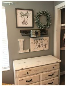 Country Babys, Country Baby Rooms, Rustic Baby Rooms, Bedroom Country, Baby Bedroom, Baby Room Decor, Nursery Room, Nursery Ideas, Baby Girl Bedroom Ideas