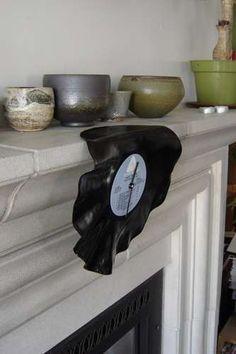 Dali Style Melting Clock