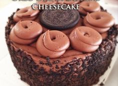 Oreo Dream Extreme Cheesecake - HowToInstructions.Us