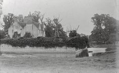 PHBOS_2_991 Howbury Grange moat 1910