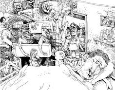 Erik Svetoft | Sketchbook 2012-2013