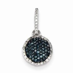 Feel luxurious with this 14k White Gold White and Blue Diamond Pendant - $237.00 from IceCarats.com. Avail it less 10% when you use the code INSTALOVE!  #icecarats #jewelry #fashion #accessories #jewelryjunky #latestfashion #trending #fashiontrends #affordablefashion #lookbook #fashionbloggers #bloggerstyle #bestseller #instaglam #instastyle #wiw #jewelrylover #ootd #streetstyle #jewelrylover #jewelrytrends #dailyinspo #model #romantic #fashionkilla #fashionstory #hollywood #discounts…