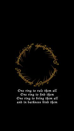Tolkien Quotes, Jrr Tolkien, Gandalf, Legolas, Ring Ring, Elvish Writing, Elvish Language, Lord Of The Rings Tattoo, Middle Earth