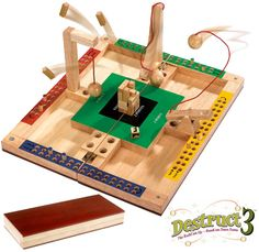 Construa e Destrua com o Jogo Destruct 3