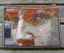 david2 Needlepoint, Illustrator, Embroidery, Boho, Rugs, Inspiration, Design, Home Decor, Farmhouse Rugs