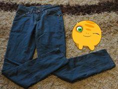 Jeansowe rurki :)