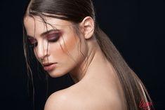 LMI student's makeup! Smokey eye makeup! #mua #smokeyeye #beautymakeup