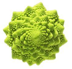 Today I literaly ate a fractal- Romanesco cauliflower