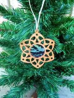 Real Moth Wing Christmas Ornament  by AsanaNaturalArts, $18.00