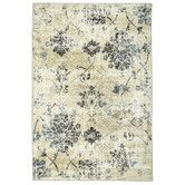 Found it at Temple & Webster - Chateaux Contemporary Floor Art Collection Rug