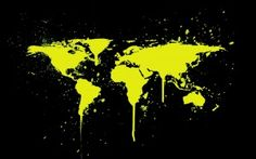 Glowing world map wallpaper wallpapers pinterest wallpaper world map free desktop wallpaper 175 kb commodore stevenson gumiabroncs Gallery