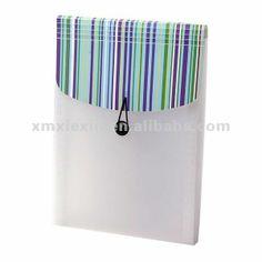 plastic PP document file box case $0.02~$0.99