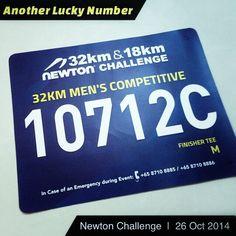 runningnumber's photo on Instagram Race Bibs, Lucky Number, Challenge Me, Numbers, Instagram Posts