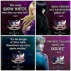 """My edit on """"The School for Good and Evil"""" credit: @MackenzieGeigle"""
