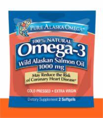 FREE Pure Alaska Omega Salmon Oil Soft Gels at Sam's Club « I Crave Freebies