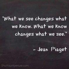 Jean Piaget                                                                                                                                                                                 More