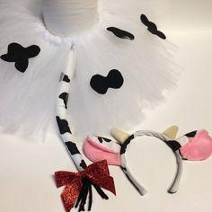Cow Halloween Costume, Wholesale Halloween Costumes, Halloween Costumes For Teens, Halloween Inspo, Halloween 2020, Tutu Costumes Kids, Animal Costumes, Cow Costumes, Cow Birthday