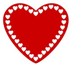 250 Best Heart Clipart Images I Love Heart Crayon Art Happy Heart - Clip-art-of-heart
