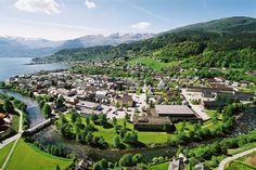 Sauda, Norway this is where my grandfather and all the Eikevik's hail from