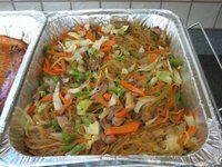 Pancit from Guam...I could eat this everyday!