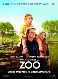 Movies: We Brought a Zoo watched it the day shyam bhai had come,show komal.