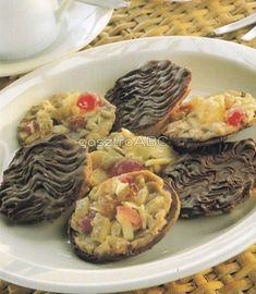 Csokoládés florentin | Receptek