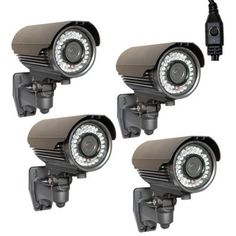 GW Security GW60FW 600TVL 10X Times Optical Zoom 1//3-Inch Sony Exview CCD Mini IR High Speed CCTV Outdoor//Indoor Dome Security PTZ Camera GW Security Inc