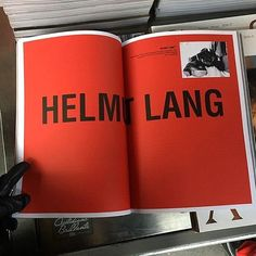 Men& and Women& Advanced Contemporary. World Wide Shipping Available. Shop Online Now Helmut Lang, Photography Women, Fashion Photography, Loving Him Was Red, Lookbook Design, Print Design, Graphic Design, Fashion Advertising, Publication Design