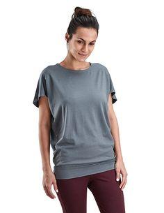 Amazon.com: Proyog Women's Organic Yoga Blouson Top: Clothing