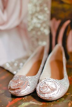 24 Flat Wedding Shoes For The Love Of Comfort And Style ❤ See more: http://www.weddingforward.com/flat-wedding-shoes/ #weddings #shoes