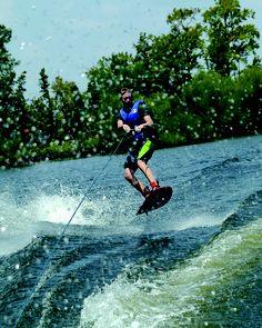 Lake Sam Rayburn, Jasper, Texas, biggest man - made lake in Jasper. Great for skiing, boating, swimming and of course fishing.