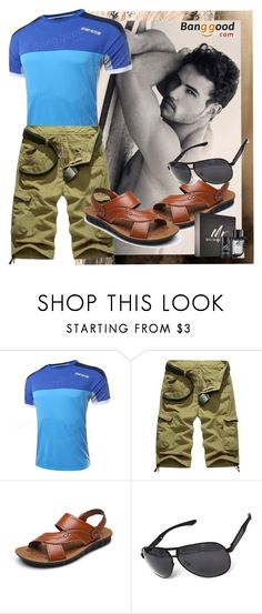 """""""8/3#banggood"""" by fatimka-becirovic ❤ liked on Polyvore featuring Burberry"""