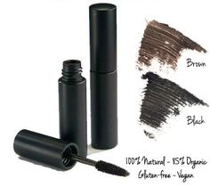 Southern Magnolia Cosmetics Long Lash Love Natural Mineral Mascara - Black | Organic | Gluten Free | Vegan - http://essential-organic.com/southern-magnolia-cosmetics-long-lash-love-natural-mineral-mascara-black-organic-gluten-free-vegan/