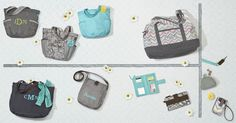 The New Retro-Metro Collection for Spring 2013!! www.mythirtyone.com/nyoung